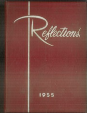 Page 1, 1955 Edition, Philipsburg Hospital School of Nursing - Reflections Yearbook (Philipsburg, PA) online yearbook collection
