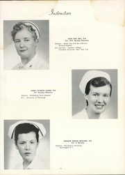 Page 15, 1955 Edition, Philipsburg Hospital School of Nursing - Reflections Yearbook (Philipsburg, PA) online yearbook collection