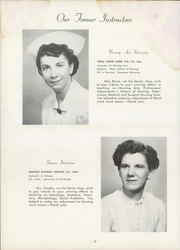 Page 16, 1955 Edition, Philipsburg Hospital School of Nursing - Reflections Yearbook (Philipsburg, PA) online yearbook collection