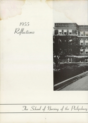 Page 6, 1955 Edition, Philipsburg Hospital School of Nursing - Reflections Yearbook (Philipsburg, PA) online yearbook collection