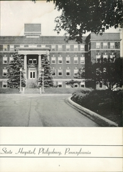 Page 7, 1955 Edition, Philipsburg Hospital School of Nursing - Reflections Yearbook (Philipsburg, PA) online yearbook collection