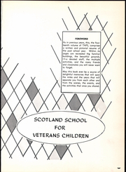 Page 8, 1962 Edition, Scotland School for Veterans Children - Taps Yearbook (Scotland, PA) online yearbook collection