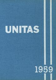 1959 Edition, Moravian Preparatory School - Unitas Yearbook (Bethlehem, PA)