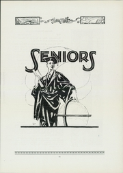 Page 15, 1935 Edition, Clarks Summit Clarks Green High School - Cliffs Yearbook (Clarks Summit, PA) online yearbook collection