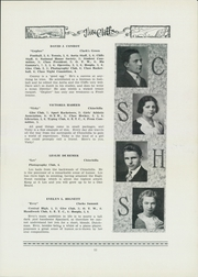 Page 17, 1935 Edition, Clarks Summit Clarks Green High School - Cliffs Yearbook (Clarks Summit, PA) online yearbook collection