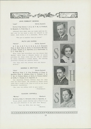 Page 17, 1936 Edition, Clarks Summit Clarks Green High School - Cliffs Yearbook (Clarks Summit, PA) online yearbook collection