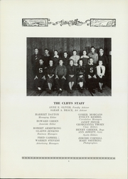 Page 8, 1937 Edition, Clarks Summit Clarks Green High School - Cliffs Yearbook (Clarks Summit, PA) online yearbook collection