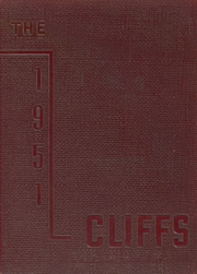 1951 Edition, Clarks Summit Clarks Green High School - Cliffs Yearbook (Clarks Summit, PA)