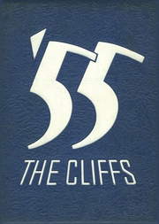 1955 Edition, Clarks Summit Clarks Green High School - Cliffs Yearbook (Clarks Summit, PA)