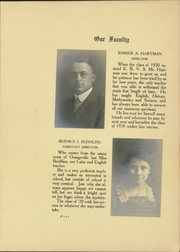 Page 15, 1920 Edition, Elders Ridge Vocational School - Elrivo Yearbook (Elders Ridge, PA) online yearbook collection