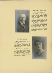 Page 17, 1920 Edition, Elders Ridge Vocational School - Elrivo Yearbook (Elders Ridge, PA) online yearbook collection