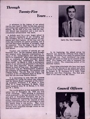 Page 7, 1955 Edition, Harrold Junior High School - Herald Yearbook (Greensburg, PA) online yearbook collection