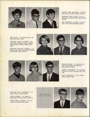Page 16, 1969 Edition, Harrold Junior High School - Herald Yearbook (Greensburg, PA) online yearbook collection