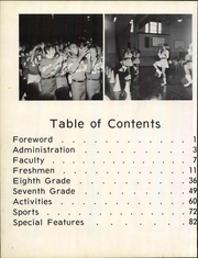 Page 6, 1969 Edition, Harrold Junior High School - Herald Yearbook (Greensburg, PA) online yearbook collection