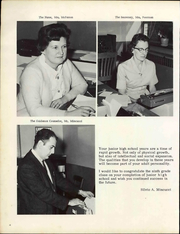 Page 8, 1969 Edition, Harrold Junior High School - Herald Yearbook (Greensburg, PA) online yearbook collection