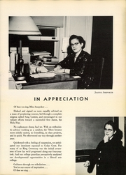 Page 15, 1957 Edition, Cedar Crest College - Espejo Yearbook (Allentown, PA) online yearbook collection