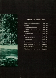 Page 5, 1957 Edition, Cedar Crest College - Espejo Yearbook (Allentown, PA) online yearbook collection