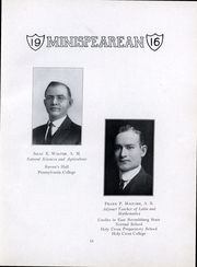 Page 10, 1916 Edition, East Stroudsburg University - Stroud Yearbook (East Stroudsburg, PA) online yearbook collection