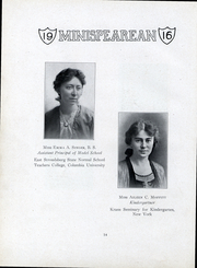 Page 13, 1916 Edition, East Stroudsburg University - Stroud Yearbook (East Stroudsburg, PA) online yearbook collection