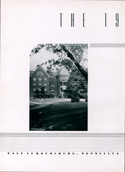 Page 3, 1939 Edition, East Stroudsburg University - Stroud Yearbook (East Stroudsburg, PA) online yearbook collection
