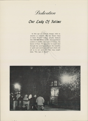 Page 10, 1959 Edition, St Francis University - Bell Tower Yearbook (Loretto, PA) online yearbook collection