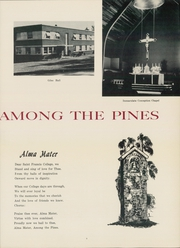 Page 13, 1959 Edition, St Francis University - Bell Tower Yearbook (Loretto, PA) online yearbook collection