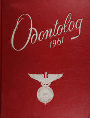 1961 Edition, Temple University School of Dentistry - Odontolog Yearbook (Philadelphia, PA)