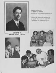Page 12, 1991 Edition, Temple University School of Dentistry - Odontolog Yearbook (Philadelphia, PA) online yearbook collection
