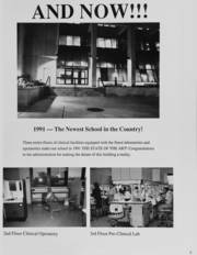 Page 7, 1991 Edition, Temple University School of Dentistry - Odontolog Yearbook (Philadelphia, PA) online yearbook collection