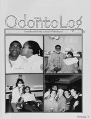 Page 5, 2004 Edition, Temple University School of Dentistry - Odontolog Yearbook (Philadelphia, PA) online yearbook collection