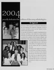 Page 9, 2004 Edition, Temple University School of Dentistry - Odontolog Yearbook (Philadelphia, PA) online yearbook collection