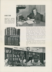 Page 13, 1947 Edition, University of Pennsylvania Evening School of Accounts and Finance - Closing Entries Yearbook (Philadelphia, PA) online yearbook collection