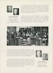 Page 16, 1947 Edition, University of Pennsylvania Evening School of Accounts and Finance - Closing Entries Yearbook (Philadelphia, PA) online yearbook collection