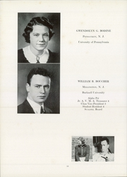 Page 14, 1940 Edition, University of Pennsylvania School of Veterinary Medicine - Scalpel Yearbook (Philadelphia, PA) online yearbook collection