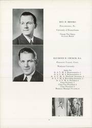 Page 16, 1940 Edition, University of Pennsylvania School of Veterinary Medicine - Scalpel Yearbook (Philadelphia, PA) online yearbook collection