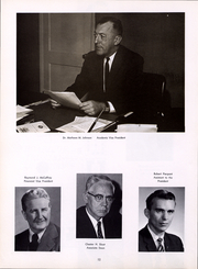 Page 15, 1964 Edition, Widener University - Pioneer Yearbook (Chester, PA) online yearbook collection