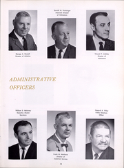 Page 16, 1964 Edition, Widener University - Pioneer Yearbook (Chester, PA) online yearbook collection