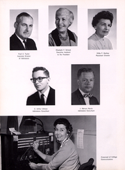 Page 17, 1964 Edition, Widener University - Pioneer Yearbook (Chester, PA) online yearbook collection