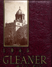Immaculata University - Gleaner Yearbook (Immaculata, PA) online yearbook collection, 1945 Edition, Page 1