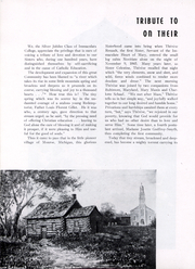 Page 12, 1945 Edition, Immaculata University - Gleaner Yearbook (Immaculata, PA) online yearbook collection
