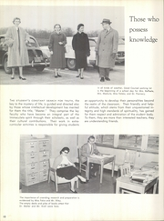 Page 14, 1960 Edition, Immaculata University - Gleaner Yearbook (Immaculata, PA) online yearbook collection