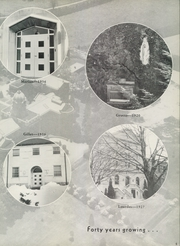 Page 11, 1961 Edition, Immaculata University - Gleaner Yearbook (Immaculata, PA) online yearbook collection