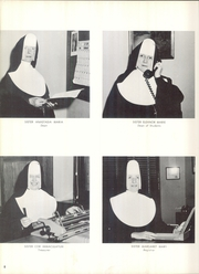 Page 14, 1961 Edition, Immaculata University - Gleaner Yearbook (Immaculata, PA) online yearbook collection