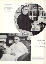 Page 16, 1961 Edition, Immaculata University - Gleaner Yearbook (Immaculata, PA) online yearbook collection