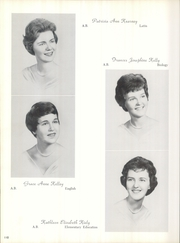 Immaculata University - Gleaner Yearbook (Immaculata, PA) online yearbook collection, 1962 Edition, Page 114