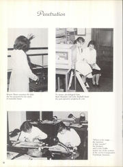 Page 36, 1962 Edition, Immaculata University - Gleaner Yearbook (Immaculata, PA) online yearbook collection