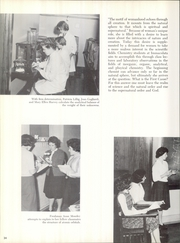 Page 38, 1962 Edition, Immaculata University - Gleaner Yearbook (Immaculata, PA) online yearbook collection