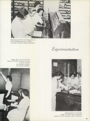 Page 39, 1962 Edition, Immaculata University - Gleaner Yearbook (Immaculata, PA) online yearbook collection