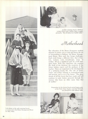 Page 42, 1962 Edition, Immaculata University - Gleaner Yearbook (Immaculata, PA) online yearbook collection