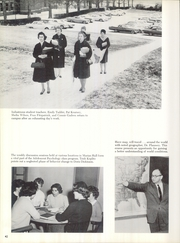 Page 46, 1962 Edition, Immaculata University - Gleaner Yearbook (Immaculata, PA) online yearbook collection